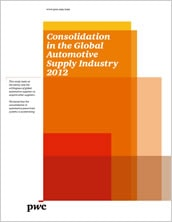 Consolidation in the Global Automotive Supply Industry 2012