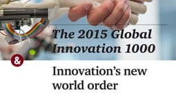 The 2015 Global Innovation 1000