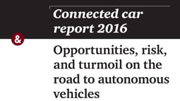 Opportunities, risk, and turmoil on the road to autonomous vehicles