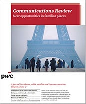 Communications Review. New opportunities in familiar places