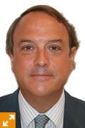 Justo Alcocer, partner in charge of Financial Services at PwC España, Europe, Middle East and Africa