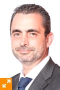 César Calleja, partner in charge of the Advisory Division