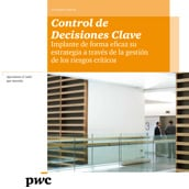 Control of Key Decisions: Implement your strategy effectively through the management of critical risks