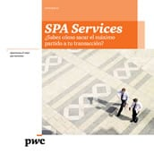 - SPA Services: Do you know how to  gain maximum advantage from your transaction?