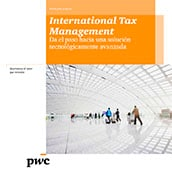 International Tax Management – A step towards a technologically advanced solution