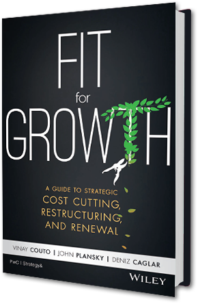 Libro Fit for Growth